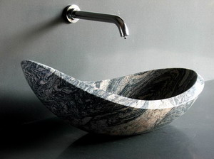 Stone Outdoor Wash Basin